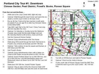 Walking Tour - Downtown