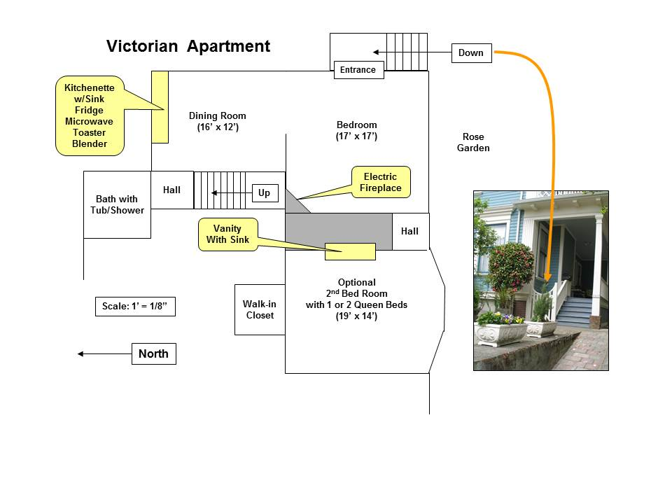Victorian Apartment Floor Plans