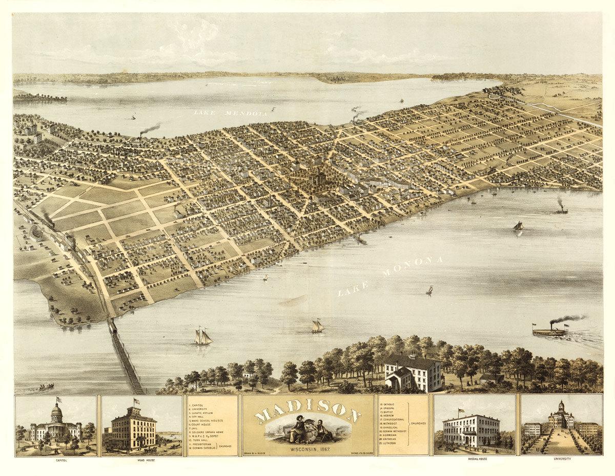 Madison 1867