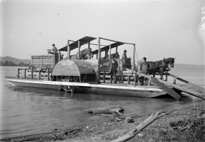 horse powered ferry sanbornton nh