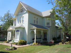 Old Magnolia House Paris, Texas