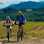 Mountain biking Park City