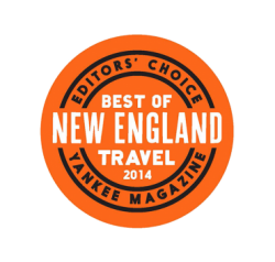 Readmore is one of the Editors' Choice award winners in Yankee Magazine's Best of Vermont Travel Guide