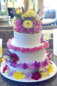san juan island wedding-cakes-by-coho-restaurant