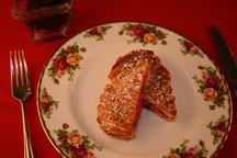The Carriage House Inn Bed and Breakfast Recipe for Cranberry Panini