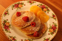 The Carriage House Inn Bed and Breakfast recipe