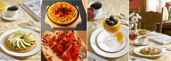 Recipes from The Carriage House Inn Bed and Breakfast