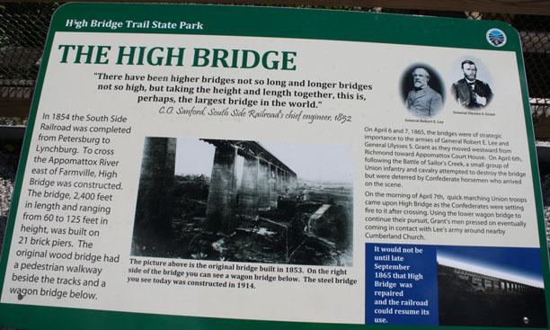 Battle of Sailor's Creek and High Bridge