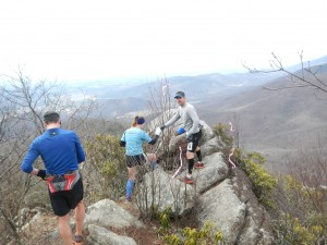 Terrapin Mountain 50K and half marathon in Lynchburg Virginia