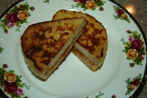 bed and breakfast recipe for marmalade french toast