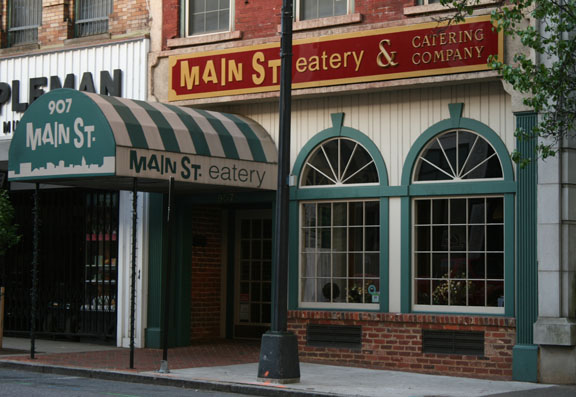 Main Street Eatery, my favorite restaurant
