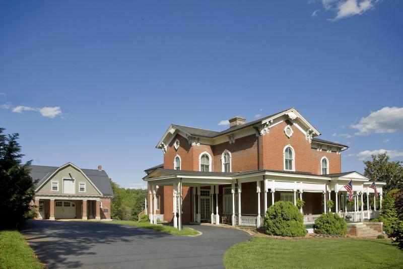 Lynchburg VA, The Carriage House Inn Bed and Breakfast
