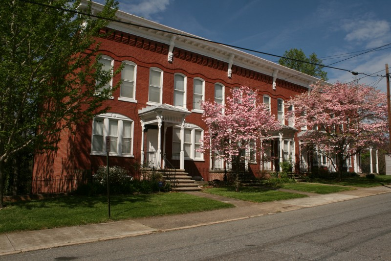 Cabell Street Row Houses, Lynchburg, VA