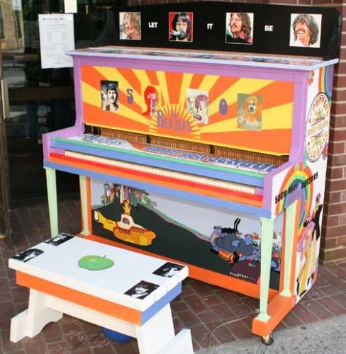 Main Street Piano