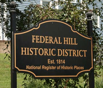 Tour of Homes will be in the Federal Hill Historic District