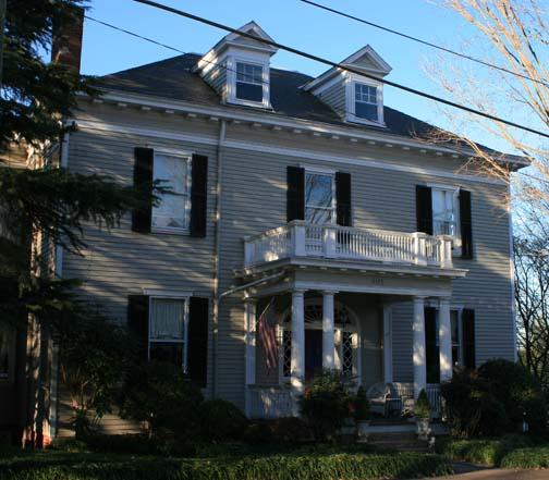 Lynchburg historic district