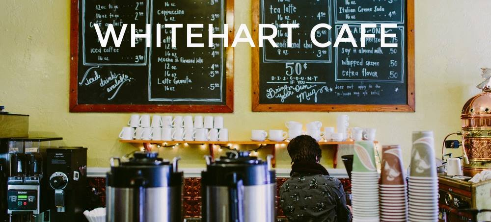 White hart Cafe