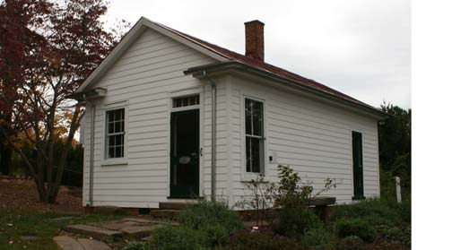 Old City Cemetery Pest House