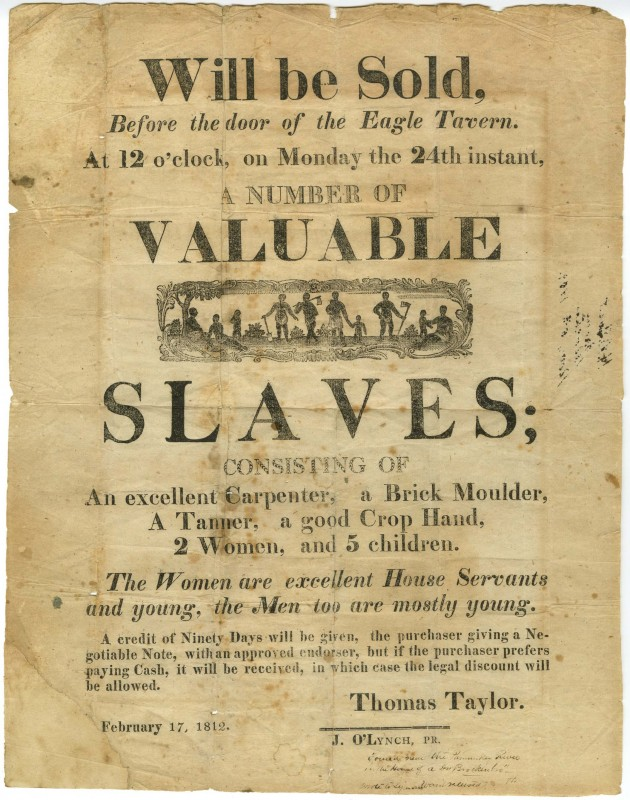 Virginia and the American Slave Trade