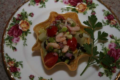 Tortilla Salad