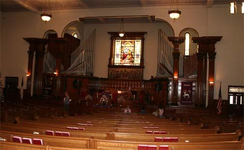 Historic Churches of Lynchburg
