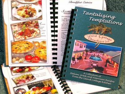 Toni - Tantalizing Temptations Cookbook 574p wide