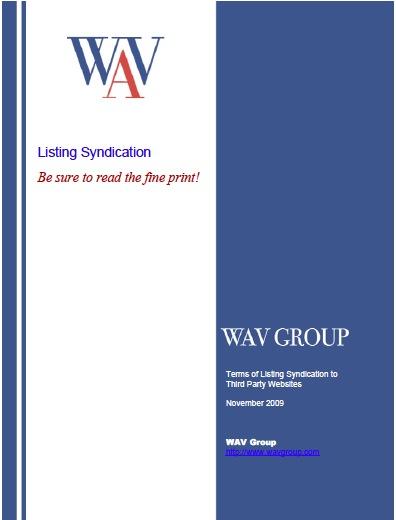 Listing Syndication