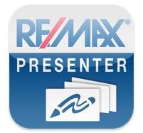RE/MAX Presenter iPad Listing Presentation