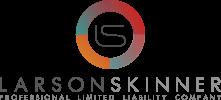 larson skinner logo