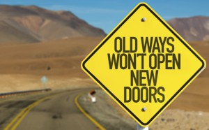 old ways no new doors