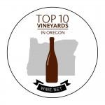 Top 10 vineyard