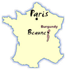 beaune blog map