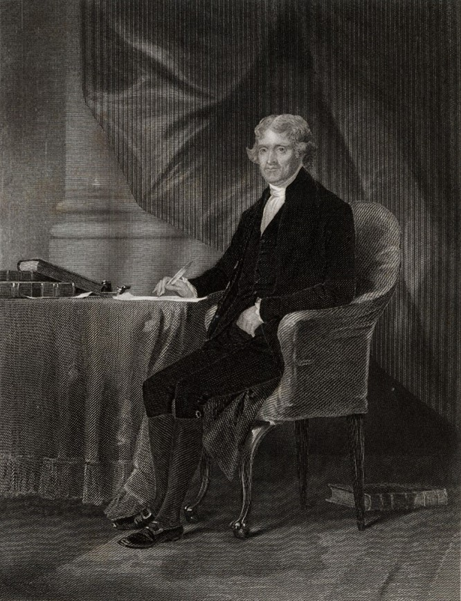 thomas jefferson critique 2018/7/20 in 1998, an article in nature magazine offered scientific evidence that thomas jefferson was, in all likelihood, the father of at least one of sally hemings' children dna tests had all but proved what many had long suspected, but just as many had vehemently denied: thomas jefferson had a sexual.