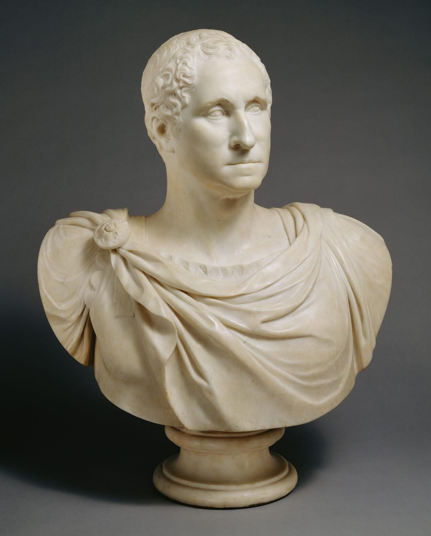 From New York to Possagno: George Washington by Antonio