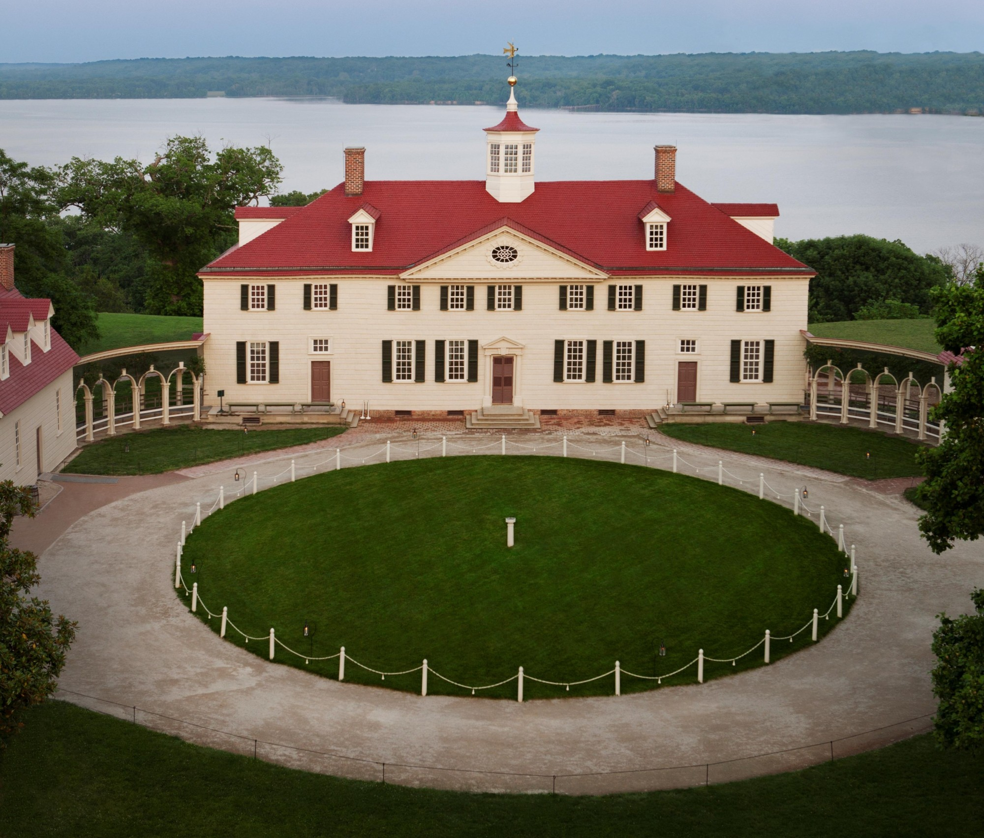 Vernon Washington Mount Vernon Virtual Tour