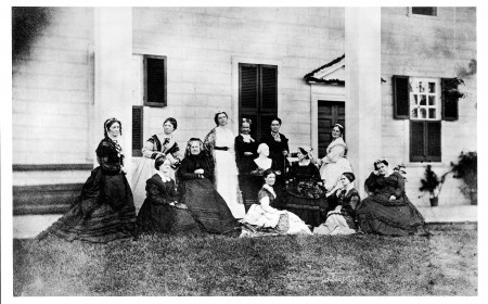 The Mount Vernon Ladies' Association was the first national historic preservation organization and is the oldest women's patriotic society in the United States