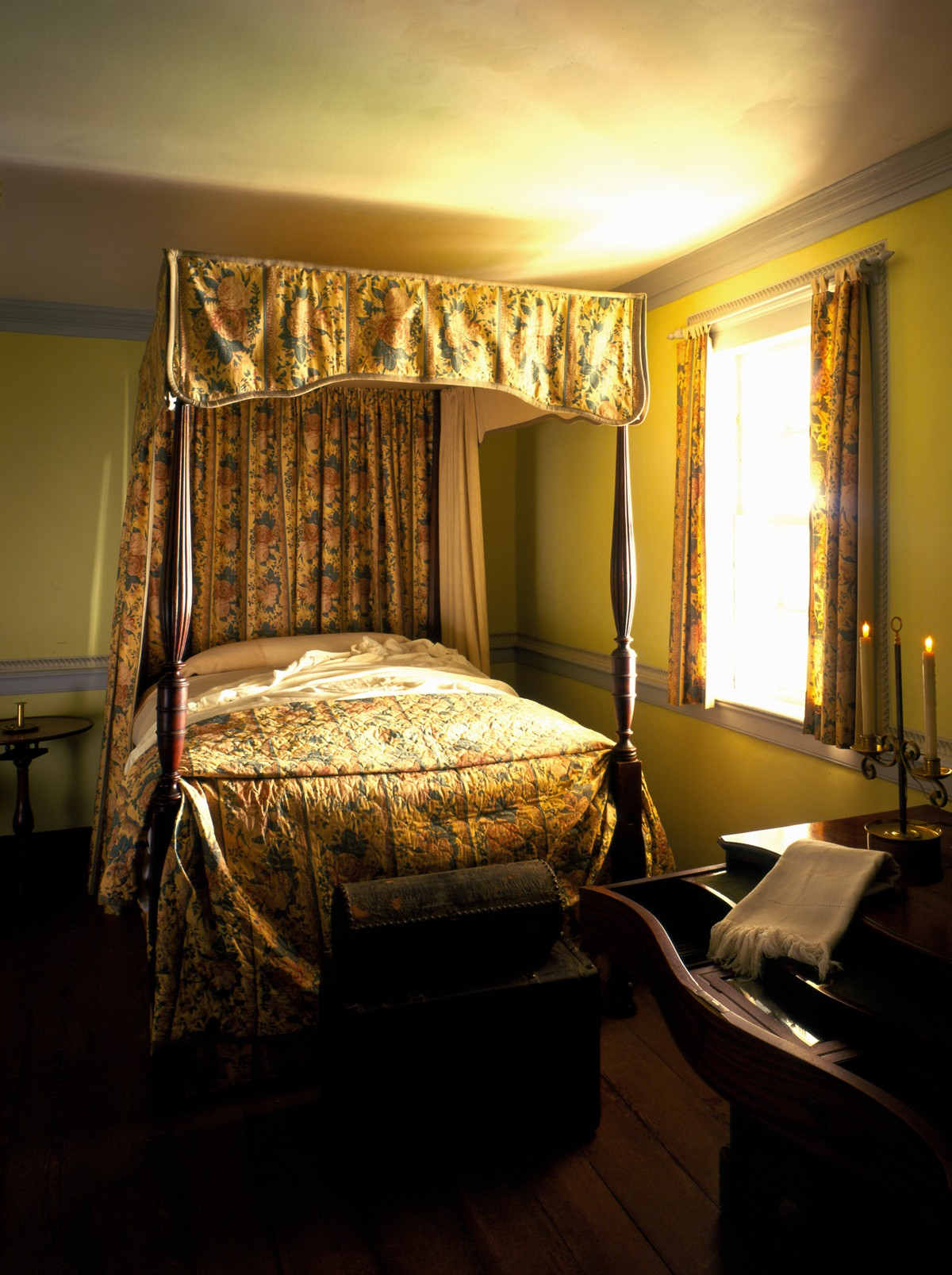 Room by Room George Washingtons Mount Vernon
