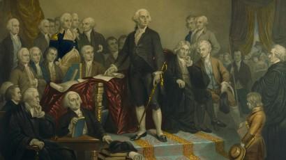 Ten Facts About Washington's Presidency · George Washington's ...