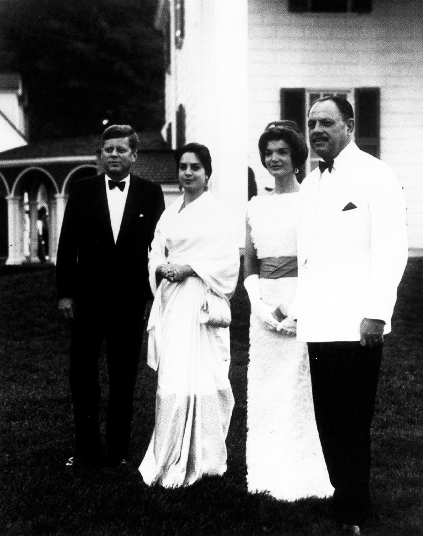 President John F Kennedy 183 George Washington S Mount Vernon