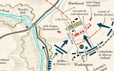 Maps George Washingtons Mount Vernon