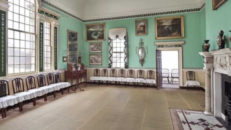 Mount Vernon New Room