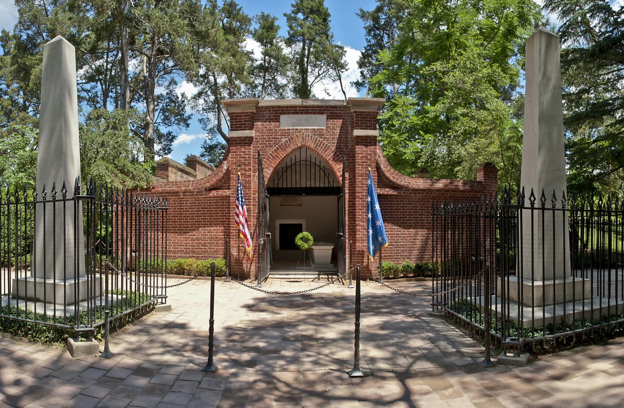 The Tombs 183 George Washington S Mount Vernon