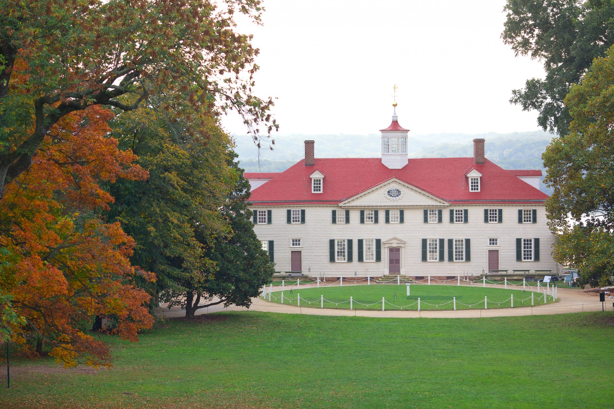 ten facts about the mansion · george washington s mount vernon