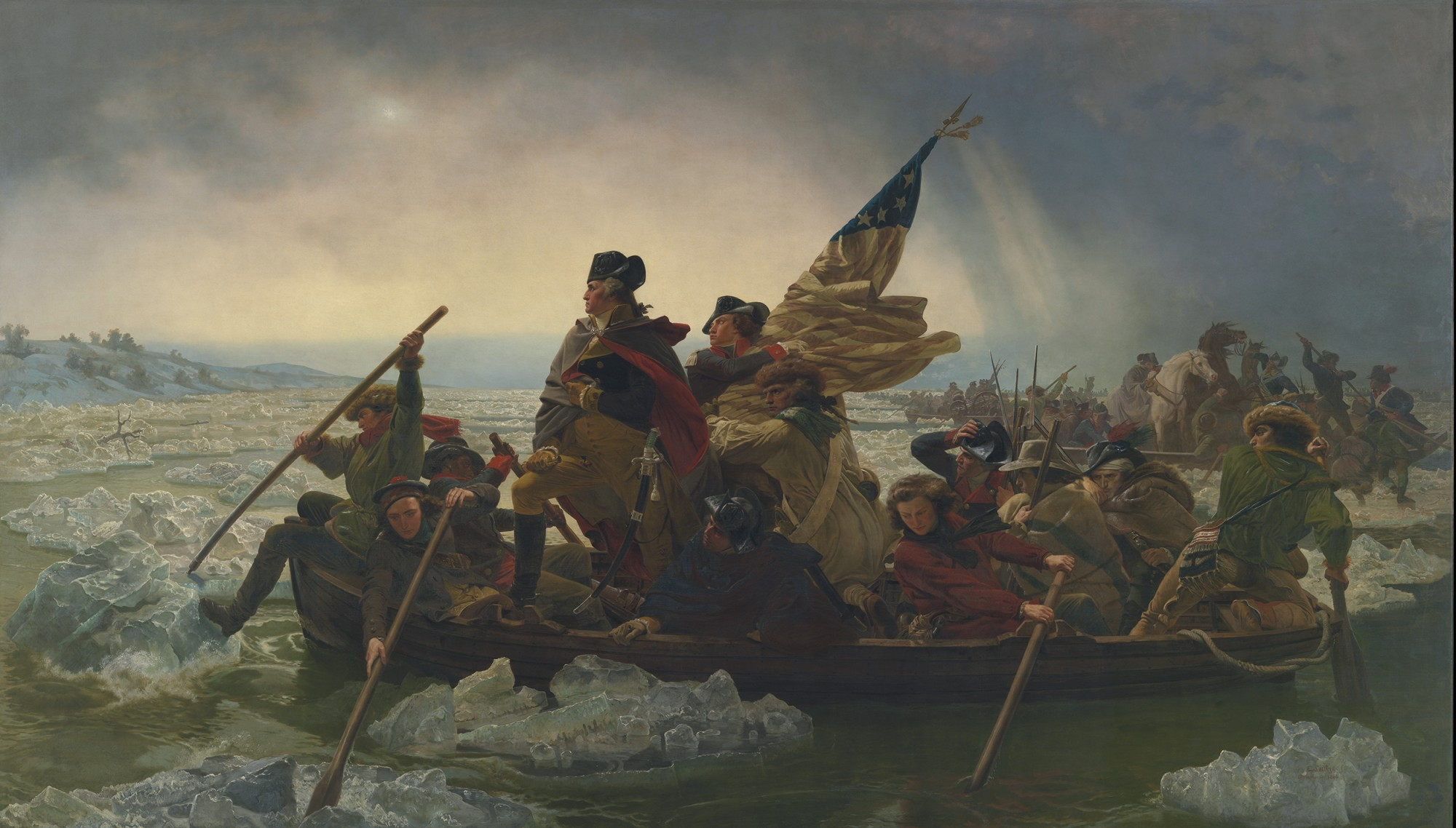 ten facts about george washington and the revolutionary war  the battle of trenton