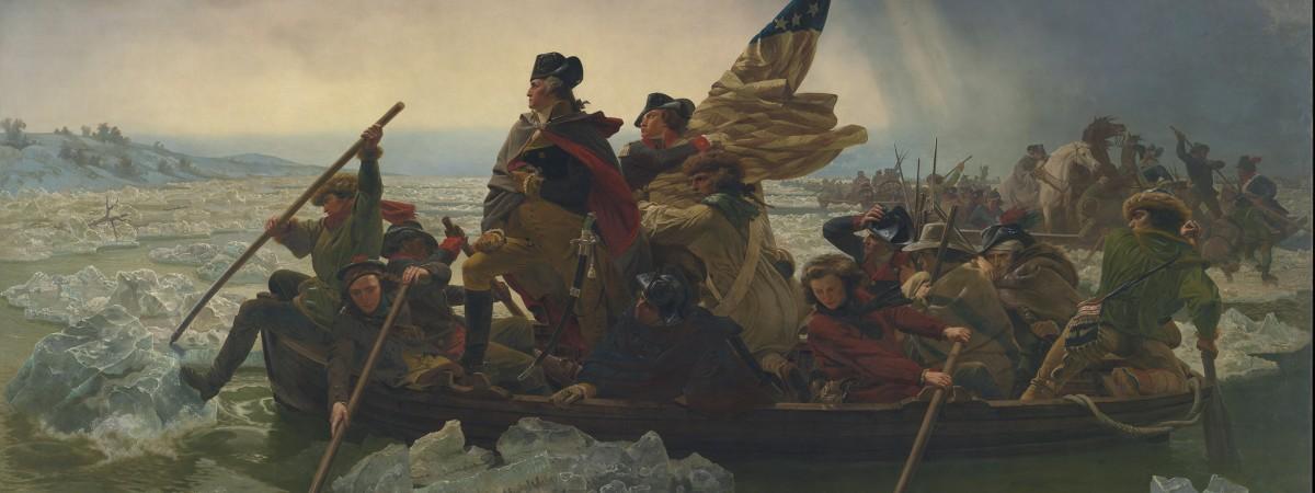 The Trenton-Princeton Campaign · George Washington's Mount Vernon