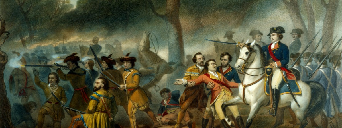 French & Indian War · George Washington's Mount Vernon