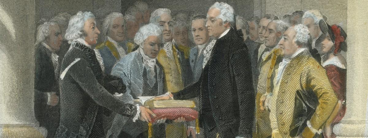 Biography Of George Washington George Washingtons Mount Vernon - Map of us when george washington was president