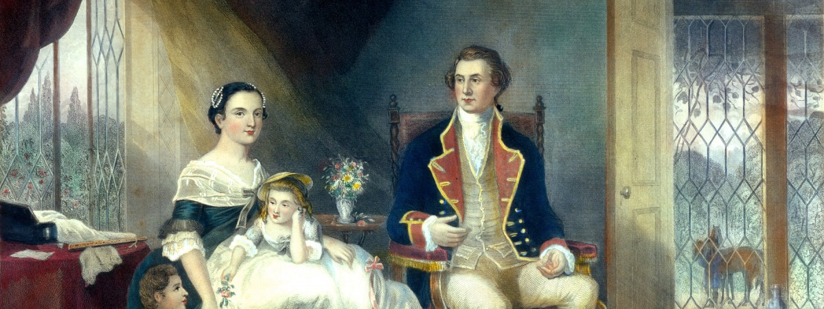 George Amp Martha S Courtship 183 George Washington S Mount Vernon