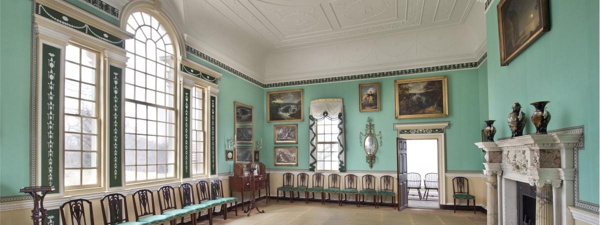 The New Room · George Washington\'s Mount Vernon
