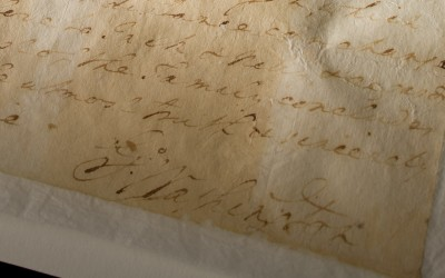 A Love Letter from General Washington George Washingtons Mount – Words of Romance for Romantic Love Letters
